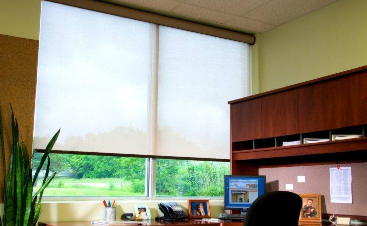 Blind Features Window Treatments Large Windows Decofurnish