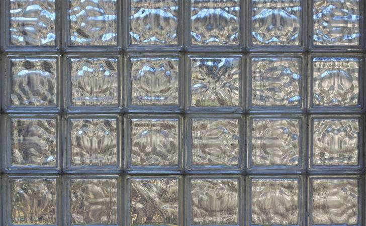 Block Glass Texture Blocs Glas Textur