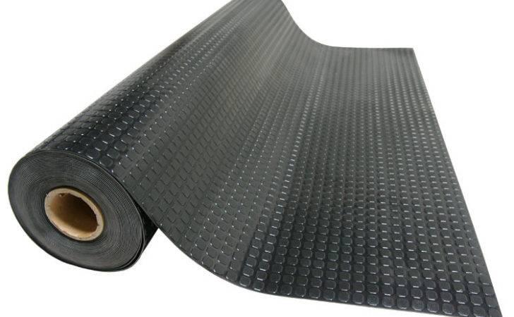 Block Grip Pvc Flooring Rolls