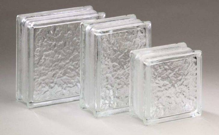 Block Shapes Icescapes Pattern Glass Increase Design