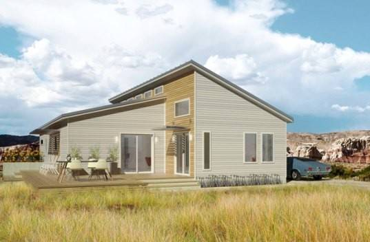 Blu Homes Prefab Balance Prefabricated Housing