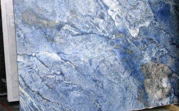 Blue Bahia Granite Brazil Slabs Pinterest