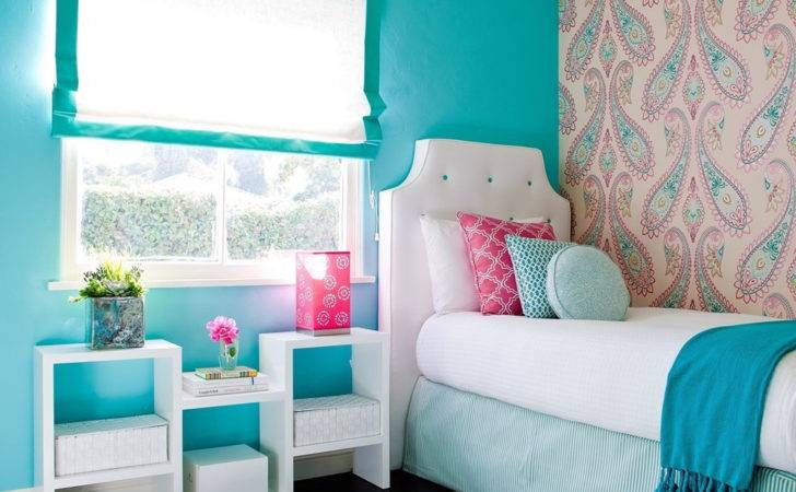 Blue Bedroom Decorating Ideas Teenage Girls