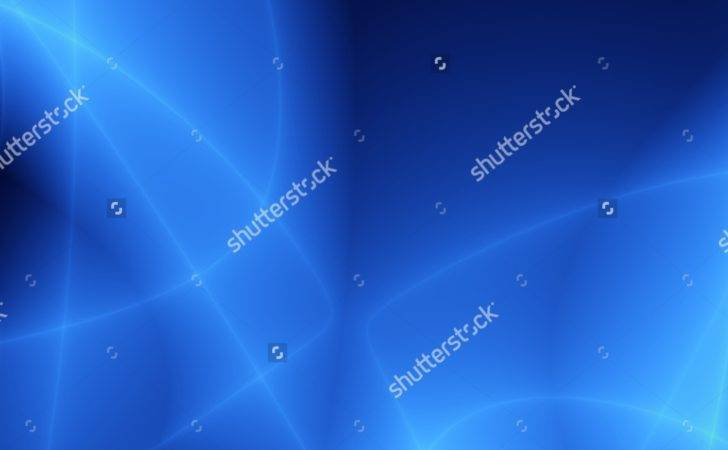 Blue Bright Energy Abstract Modern Illustration