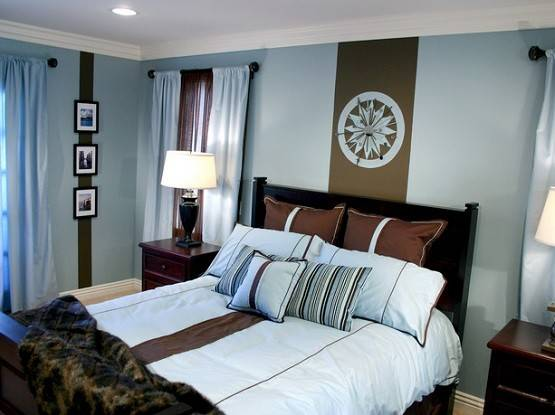 Blue Brown Bedroom Ideas Collection Dark Baby