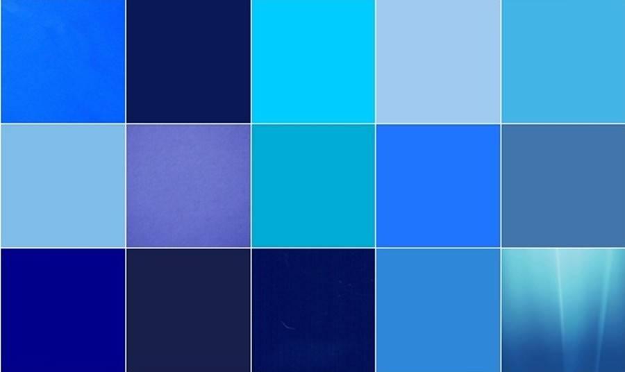 Blue Extreme Dark Shade Vivid Sky Very Calm