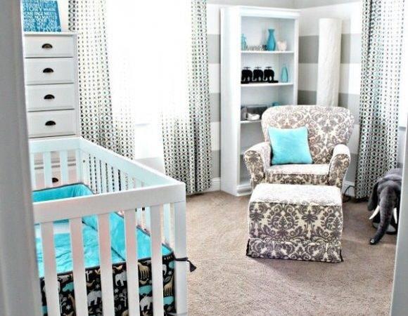 Blue Gray Nursery