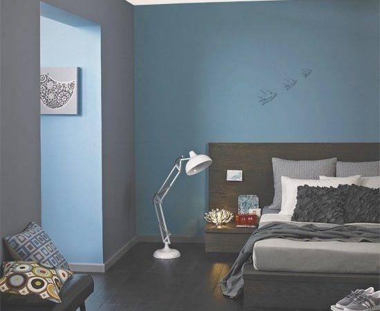 Blue Grey Bedroom Muted Blues Ways Greys