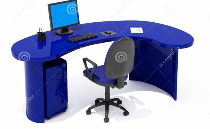 Blue Office Furniture