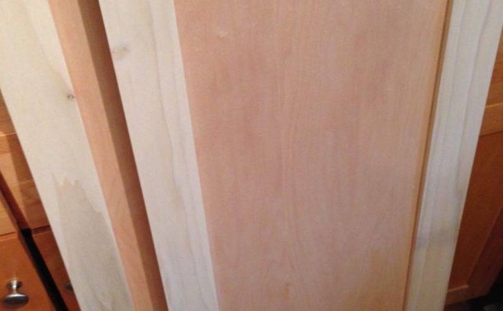 Blue Roof Cabin Diy Pantry Cabinet Using Custom Doors