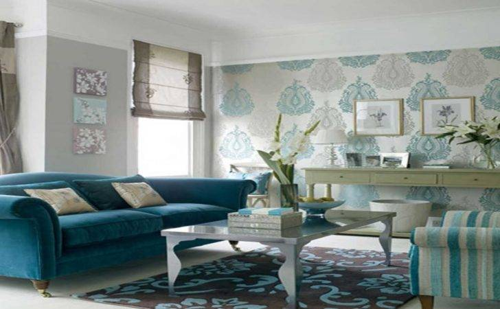 Blue Small Living Room Decosee Glubdubs