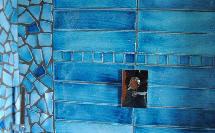 Blue Terracotta Tile Turquiose Pinterest