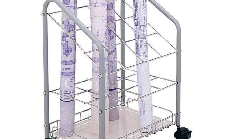 Blueprint Storage Flat Files Plan Racks Hanging