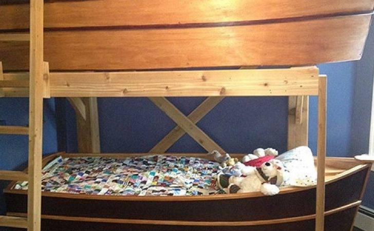 Boat Bunk Bed Knutson Custom Construction