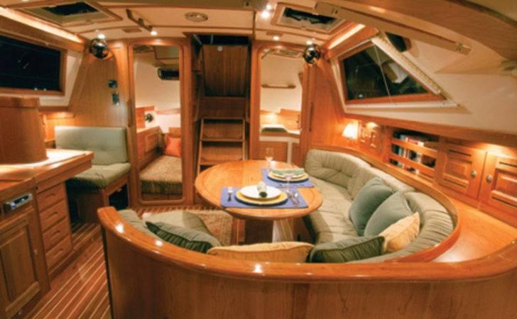 Boat Interior Design Cruising Costs Maintenance Price