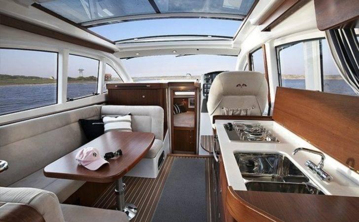 Boat Interior Design Designer Luxury Boats Yachts