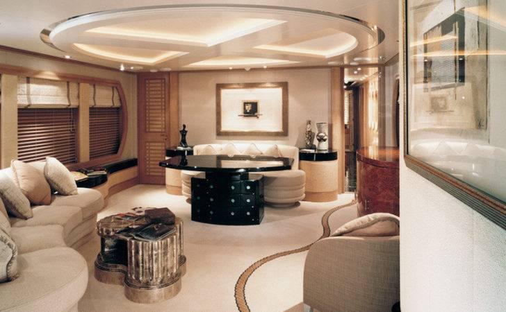 Boat Interior Design Luxury Boats