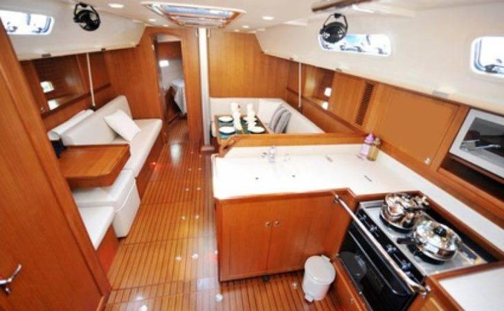 Boat Interior Kitchen Design Designs Ideas Pinterest