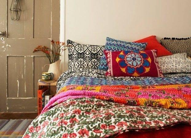 Bohemian Bedroom Ideas Decoholic