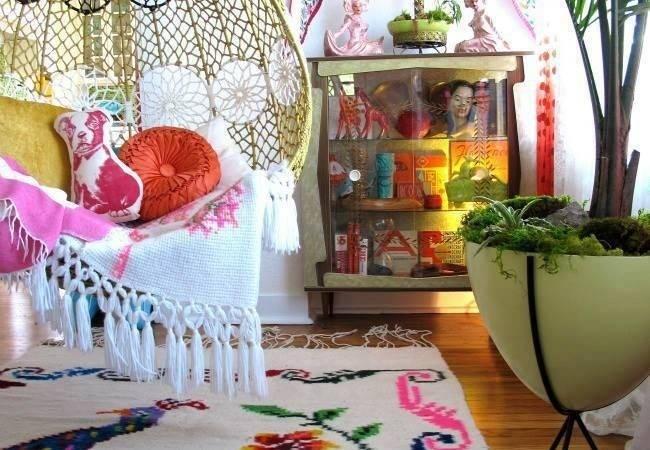 Bohemian Decor Inspiration Hippie Chic Homes Feng Shui