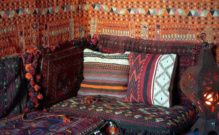 Bohemian Love Moroccan Homes Have Karboojeh