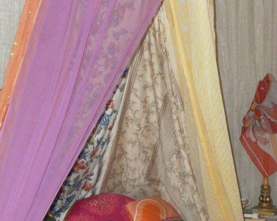 Boho Bedding Canopy Tent Gypsy Glamping Neci Hill