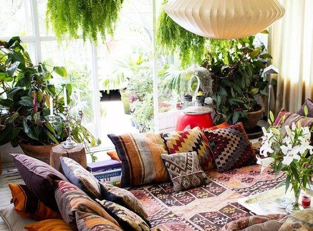 Boho Charming Chic Interior Style Decor Concepts