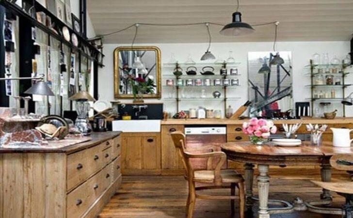 Boho Chic Kitchen Interior Design Ideas Https Interioridea