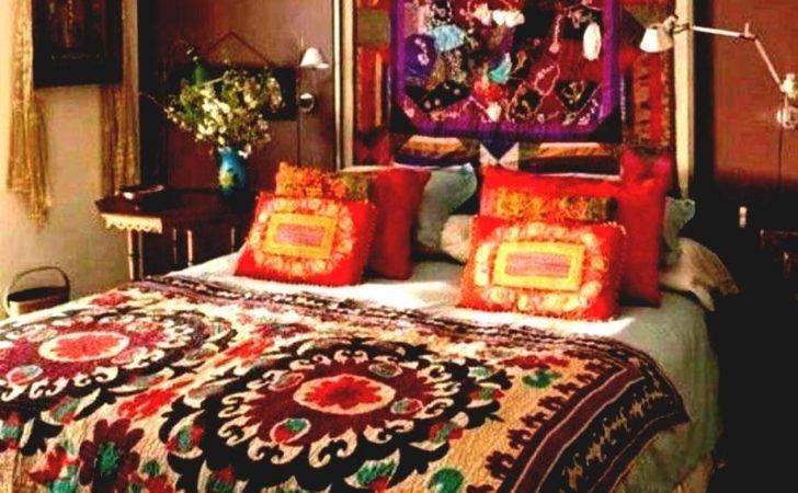 Boho Design Ideas Bedroom Home Interior