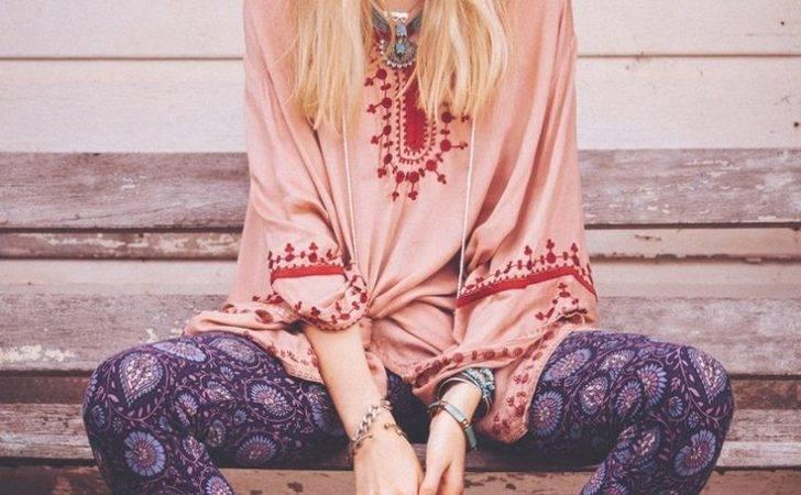 Boho Hippie Style Clothing Girls Decor