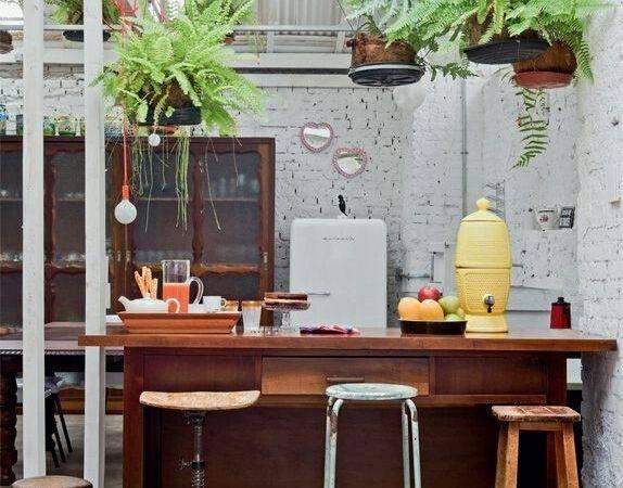 Boho Kitchen Pinterest