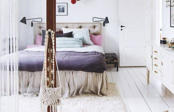 Boho Modern Minimalist Bedroom Pinterest