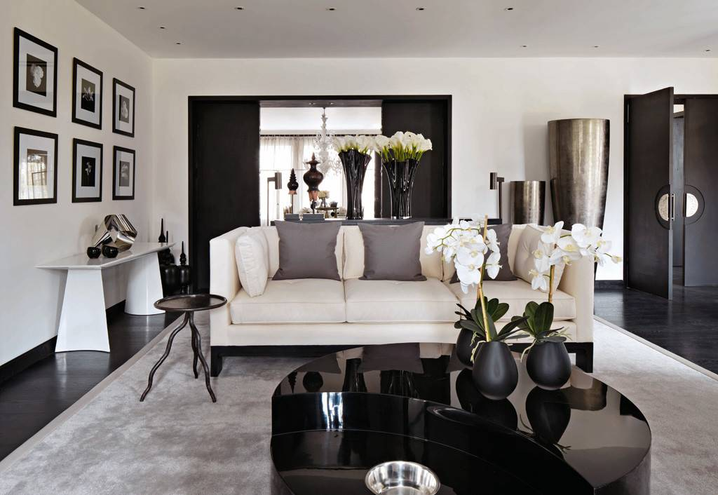 Book Review Kelly Hoppen Interiors Four Walls Roof