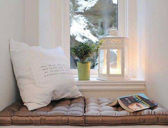 Bookcase Window Seat Country Home Pinterest