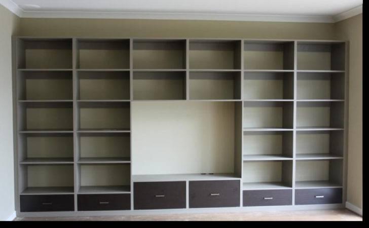 Bookshelves Custom Cabinetry Melbourne Flexirobes