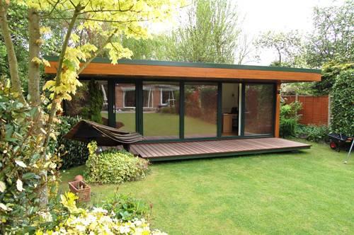 Booths Garden Studios Writes Recently Completed Studio