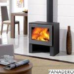 Boston Modern Wood Burner