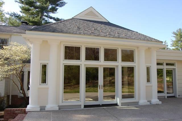 Bouchein Residence Sunroom Louis Langton Associates