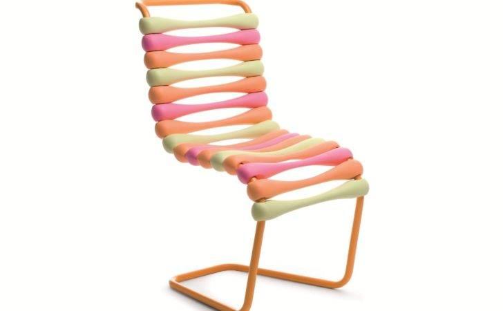 Bounce Chair Design Gufram Karim Rashid