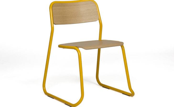 Bounce Chair Yellow Copy
