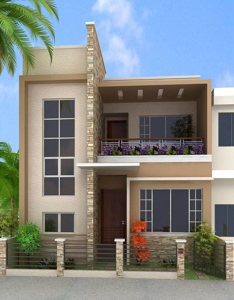 Box Type Modern House Design Filipino Joy Studio