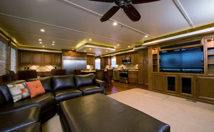 Bravada Yachts Houseboats Interiors Design