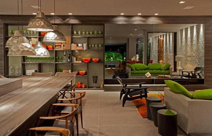 Brazilian Trends Decor Wood Gray Home Ideas