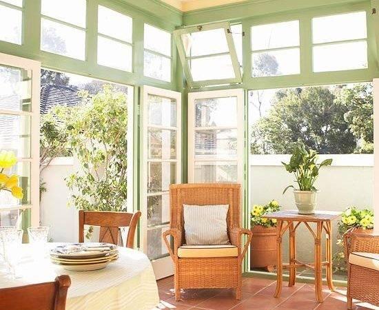 Breakfast Nooks Design Ideas Sunrooms Porches Back