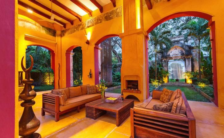 Breathtaking Mexican Patio Furniture Ideas Set
