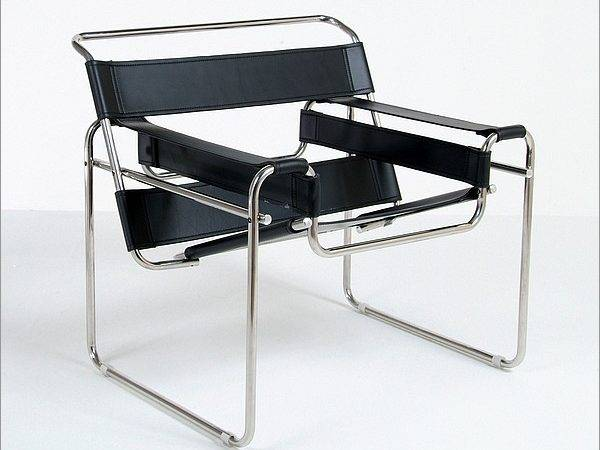 Breuer Wassily Chair Reproduction Modernclassics