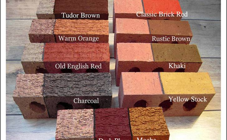 Brick Colors Related Keywords Suggestions Long Tail