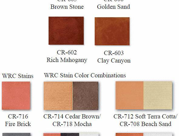 Brick Colors