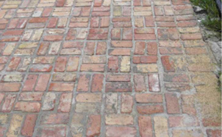 Brick Courtyard Ideas Greenscapesaustin Patio
