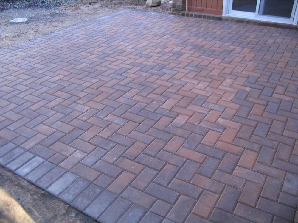 Brick Patio Pinterest Patios